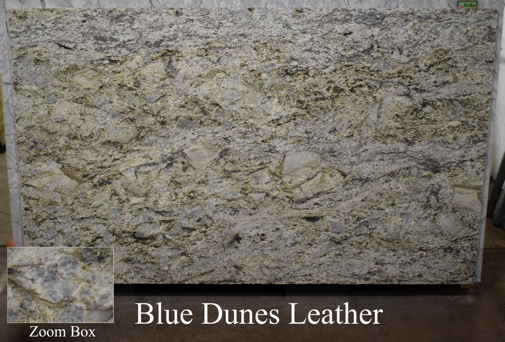 BLUE DUNES LEATHER