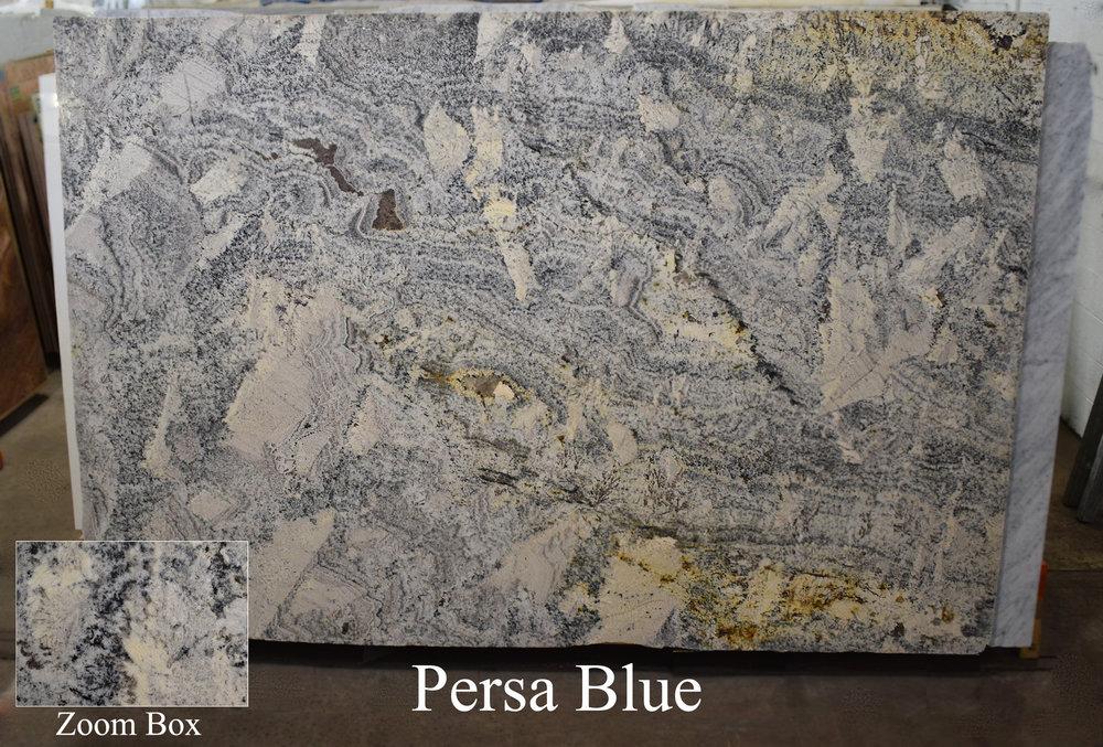 PERSA BLUE