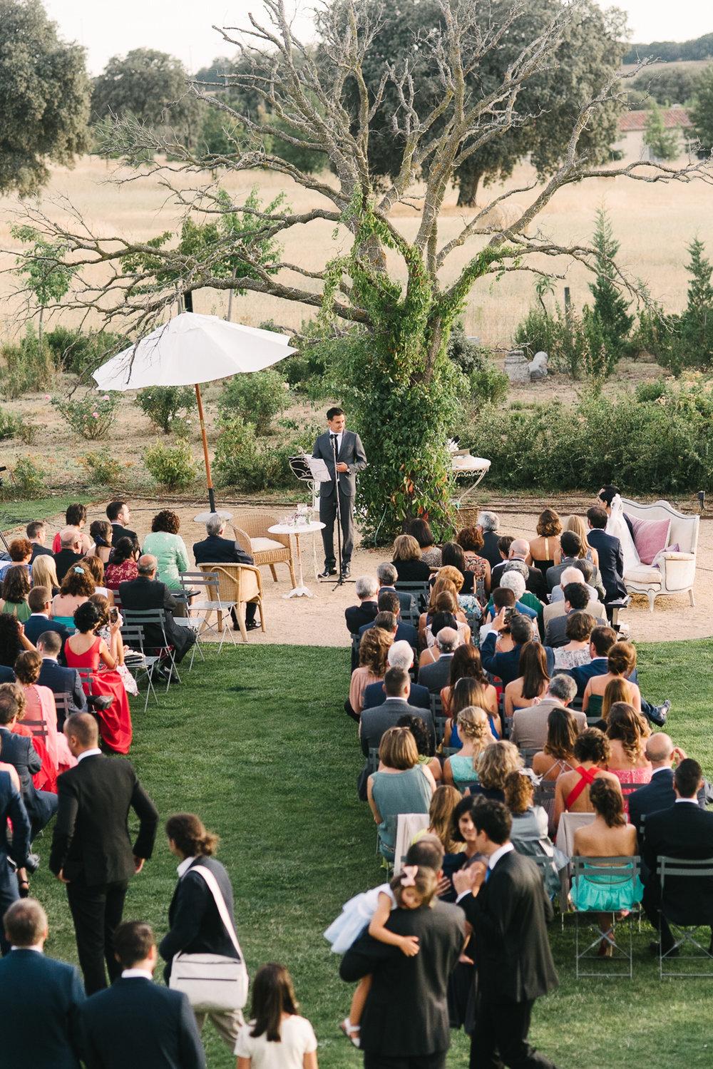Tere & Óscar<strong>Rustic Wedding</strong>