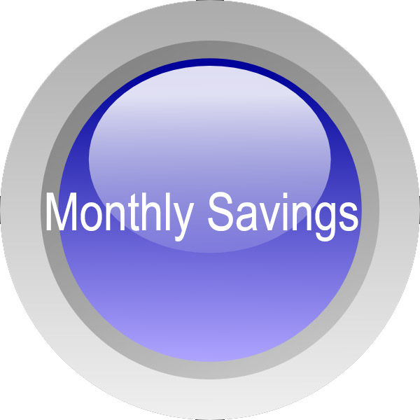 Monthly Savings