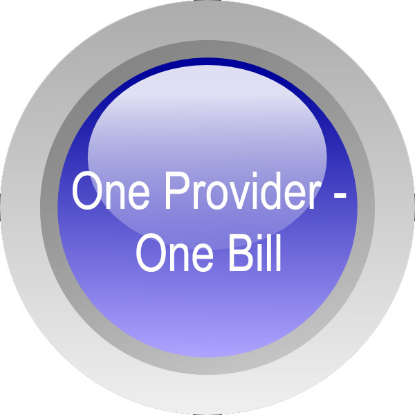 One-provider-one-bill