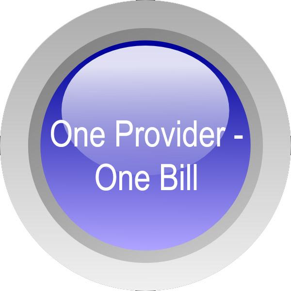 One-provider-one-bill