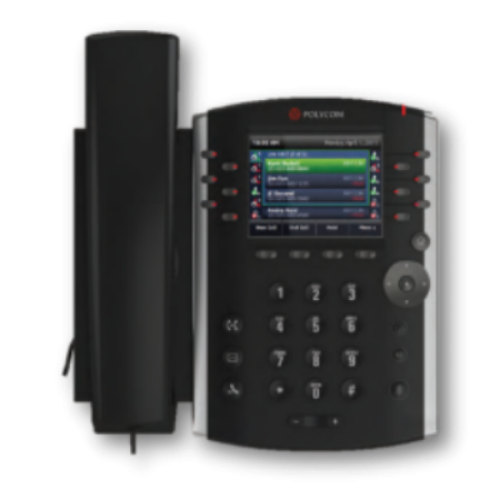 Simplicity VoIP Hosted PBX Provider of Business Phone Systems & Solutions VVX-400