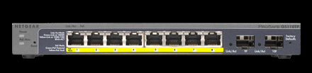 Simplicity VoIP Hosted PBX Provider of Business Phone systems and solutions NetGear GS110TP