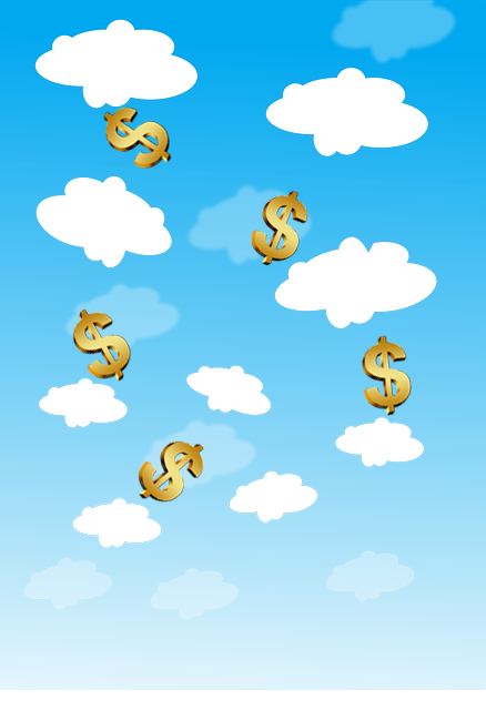 What do other companies spend on cloud and hosting?