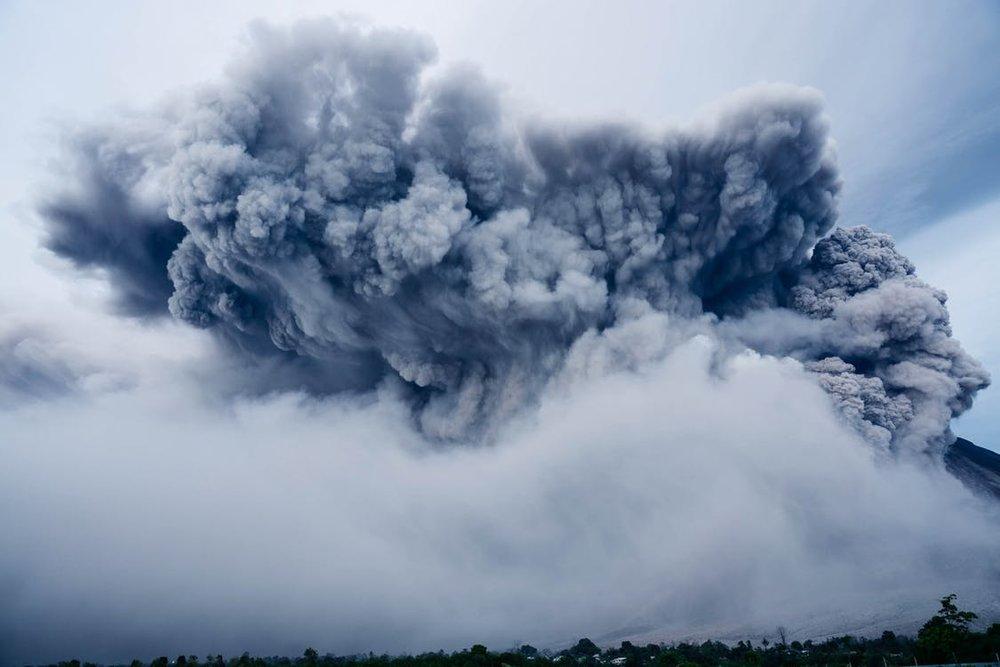 The big spooky cloud