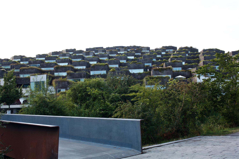 Bjarke Ingels Mountain Home