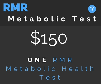 + Precise number of calories your body burns at rest (RMR)    + If you're a 'fat burner' or 'sugar burner'    + How to maximize fat loss while still building muscle    + If your metabolism is slow, normal, or fast     Learn More >