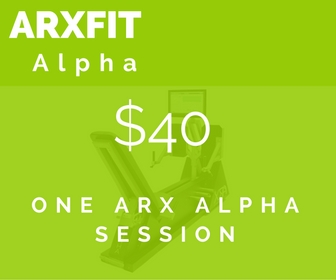 Alpha helps you ease into strength training with simple but effective core movement. Learn more about ARX here >