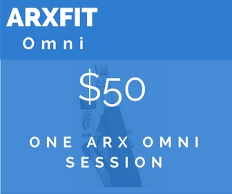 Omni let's you expand your training to more targeted muscle groups as you become more adapted to training with ARX Learn more about ARX here >