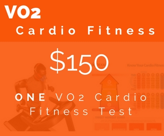 + See when your body burns fat and sugar during exercise + Learn your mitochondrial health and how well your cardio fitness level compares to optimal + Discover your Vo2max, AT, Aerobic Base, and Heart Rate Zones + Your Vo2max is a top predictor of early death