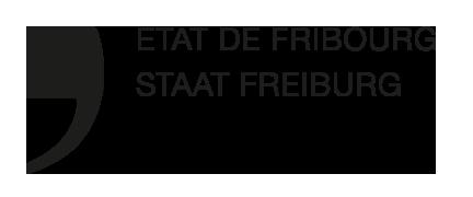 Etat de Fribourg Logo