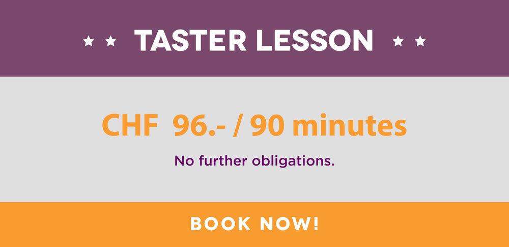Taster Lesson GMAT