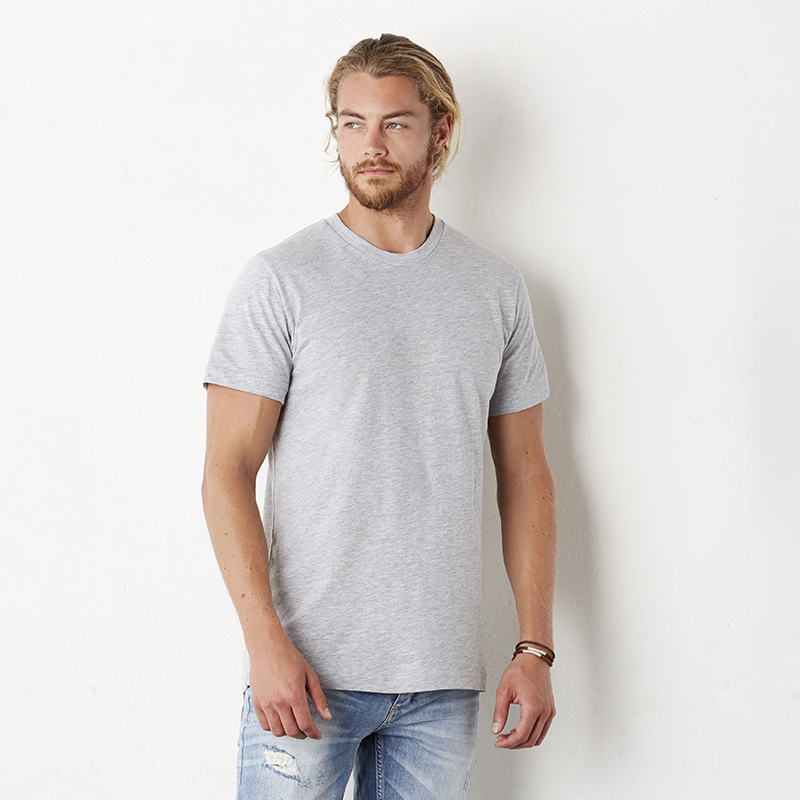 Bella+Canvas Unisex Jersey Crew Neck T-Shirt