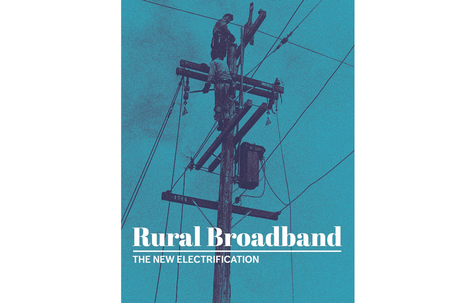 Rural Broadband for GCC - Publication Design