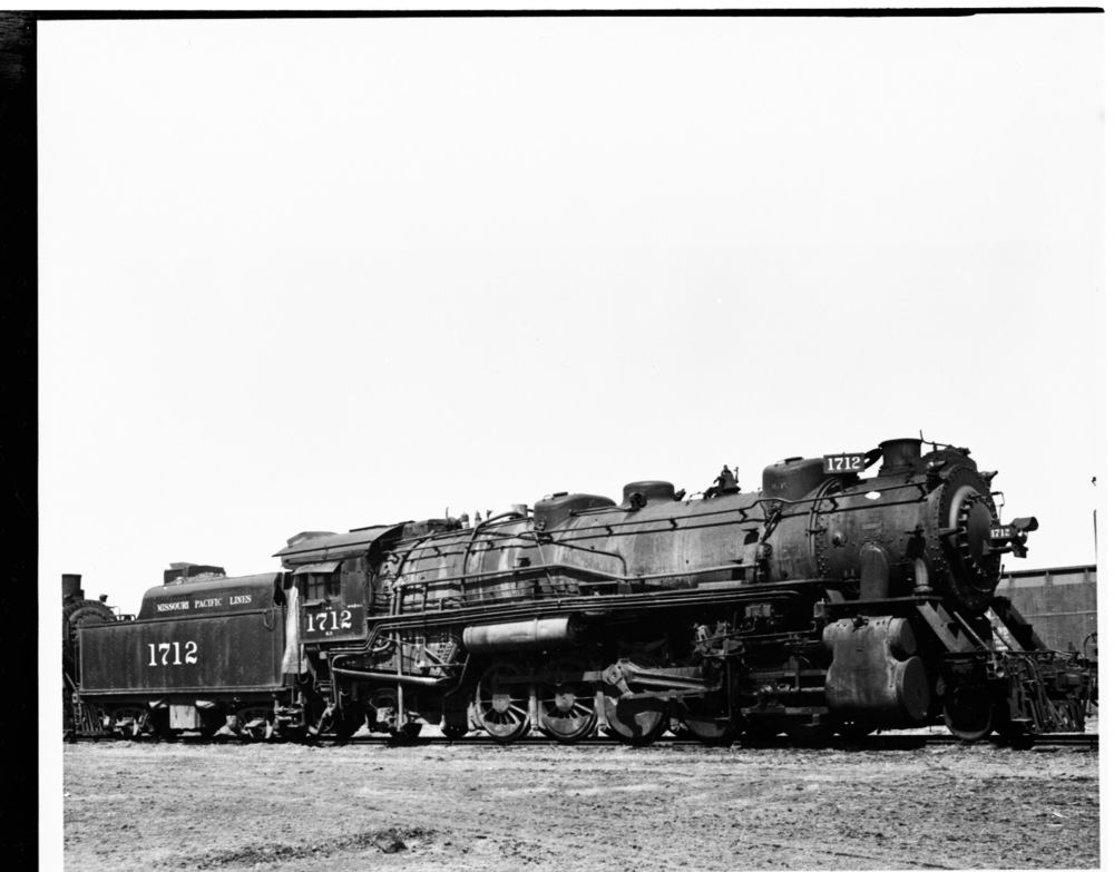 Missouri Pacific Railroad No. 1712