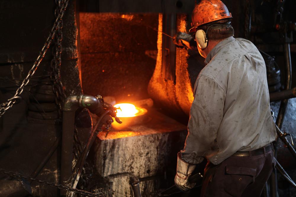 Portland Forge Boilermaker