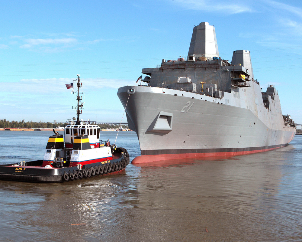 USS New York, LPD-21