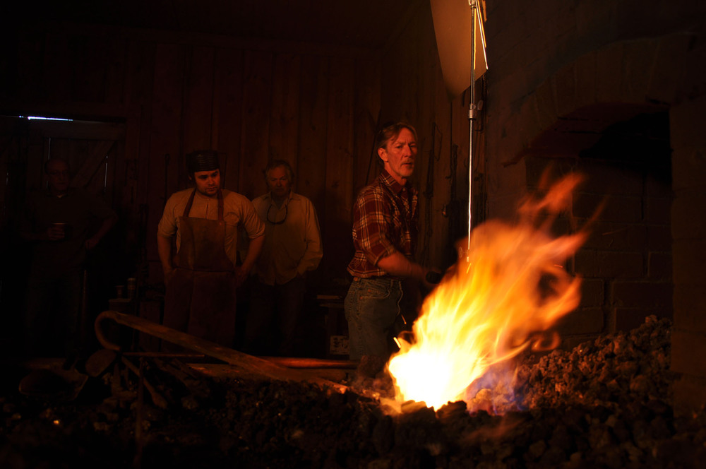Boilermaker Craftsman Series- Iron Horse Reinactment Scene