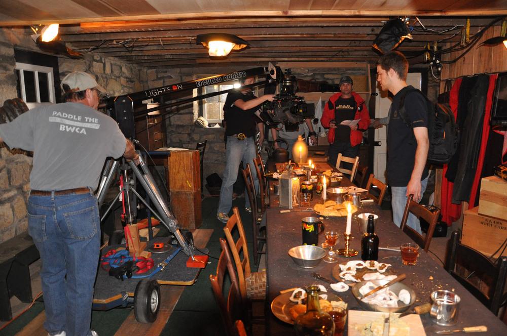 Boilermaker Craftsman Series-Iron Horse Reinactment Scene