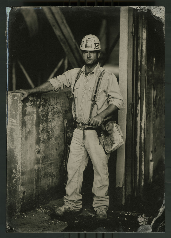 Boilermaker Portrait