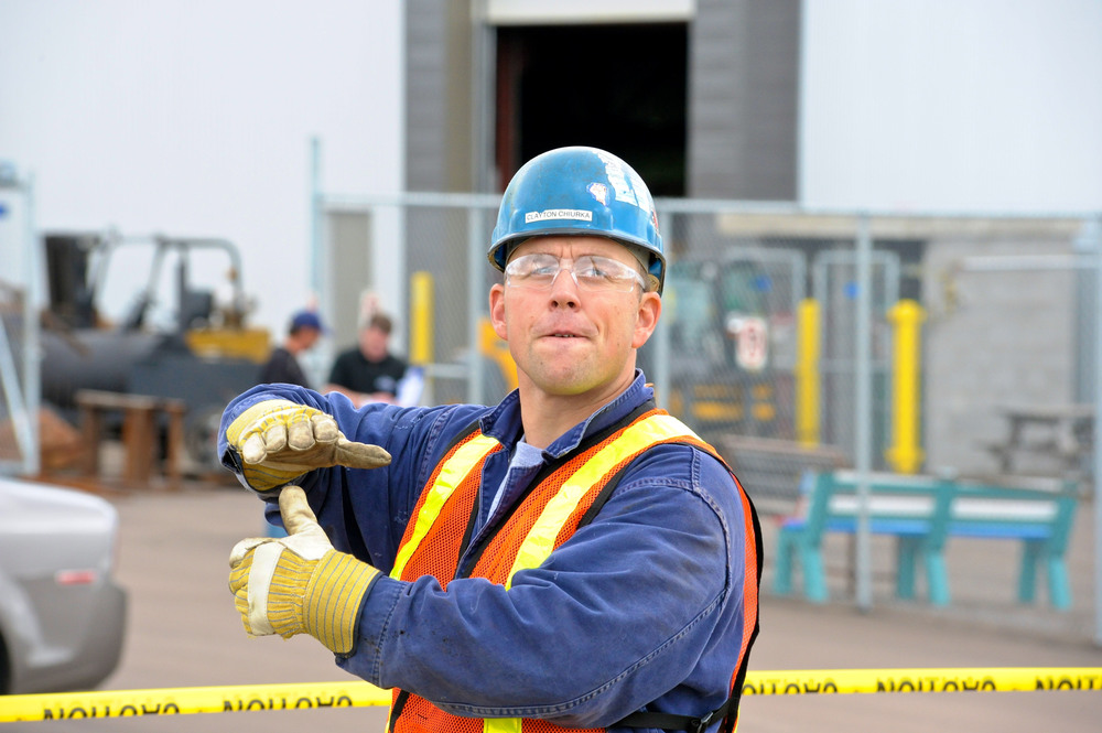 2012 Canadian Boilermaker Apprenticeship Competition