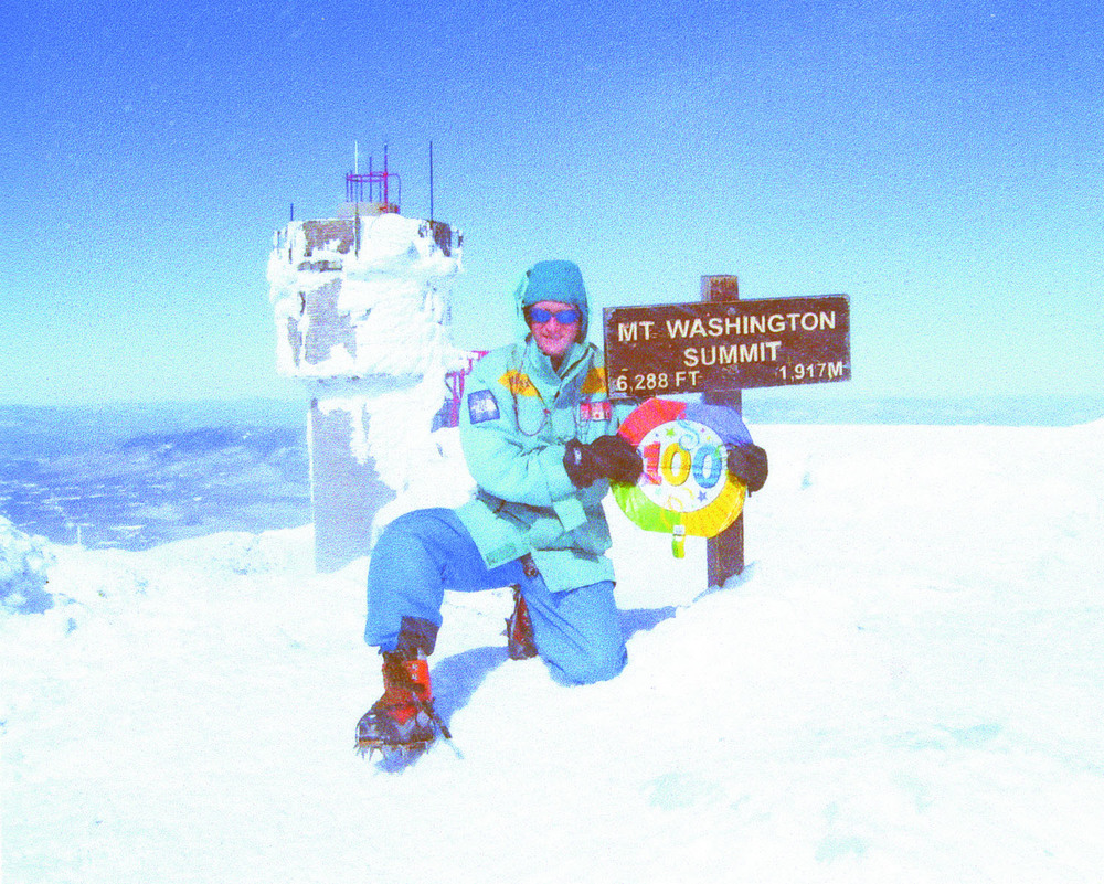 Local 29's Arsenault Climbs Mt. Washington 100 Times