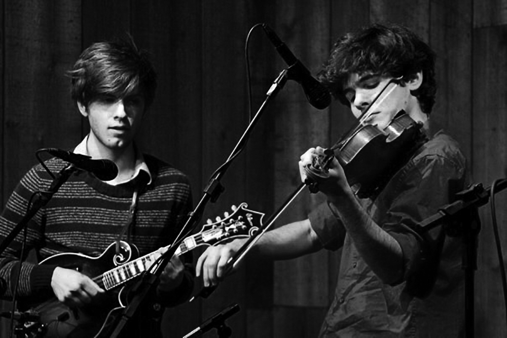 Jacob Jolliff and Alex hargeaves, photo by celine chamberlain