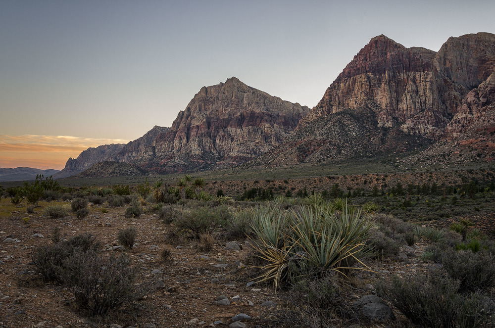 Red Rock Canyon, Nevada, October 2014