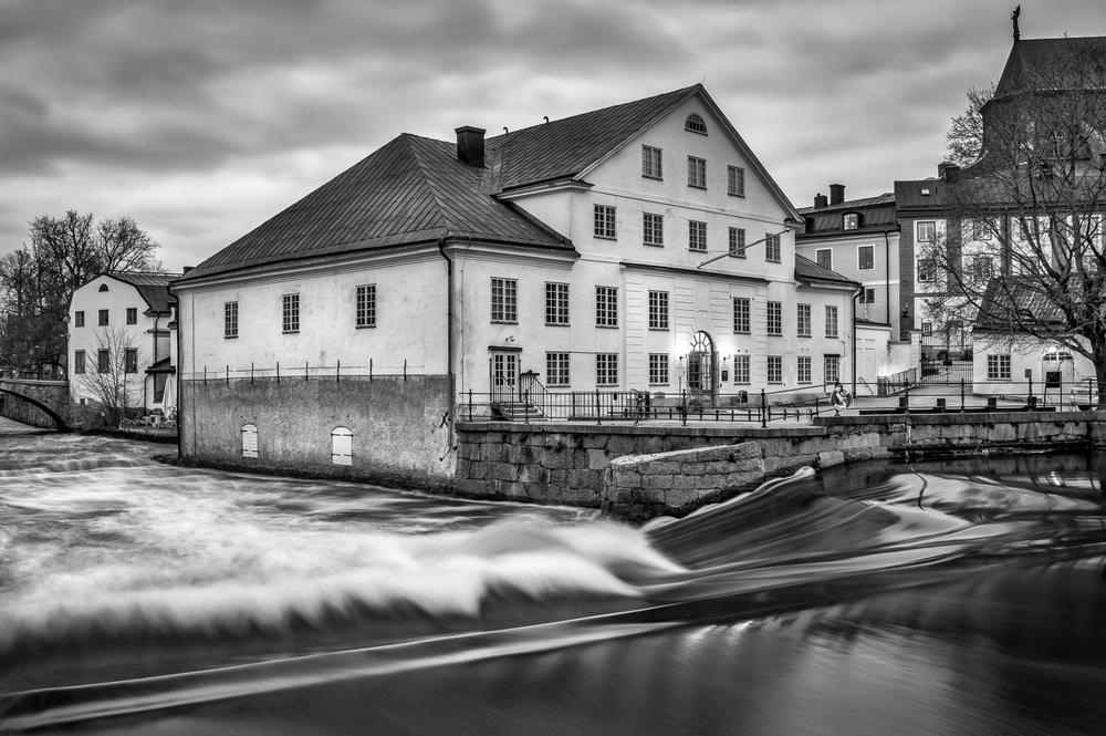 Spring Flood, Uppsala, March 2015