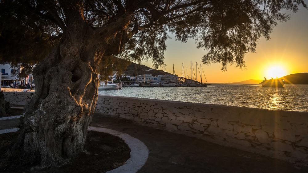 Amorgos, Greece, July 2014