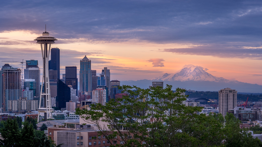 Seattle, WA, June 2015