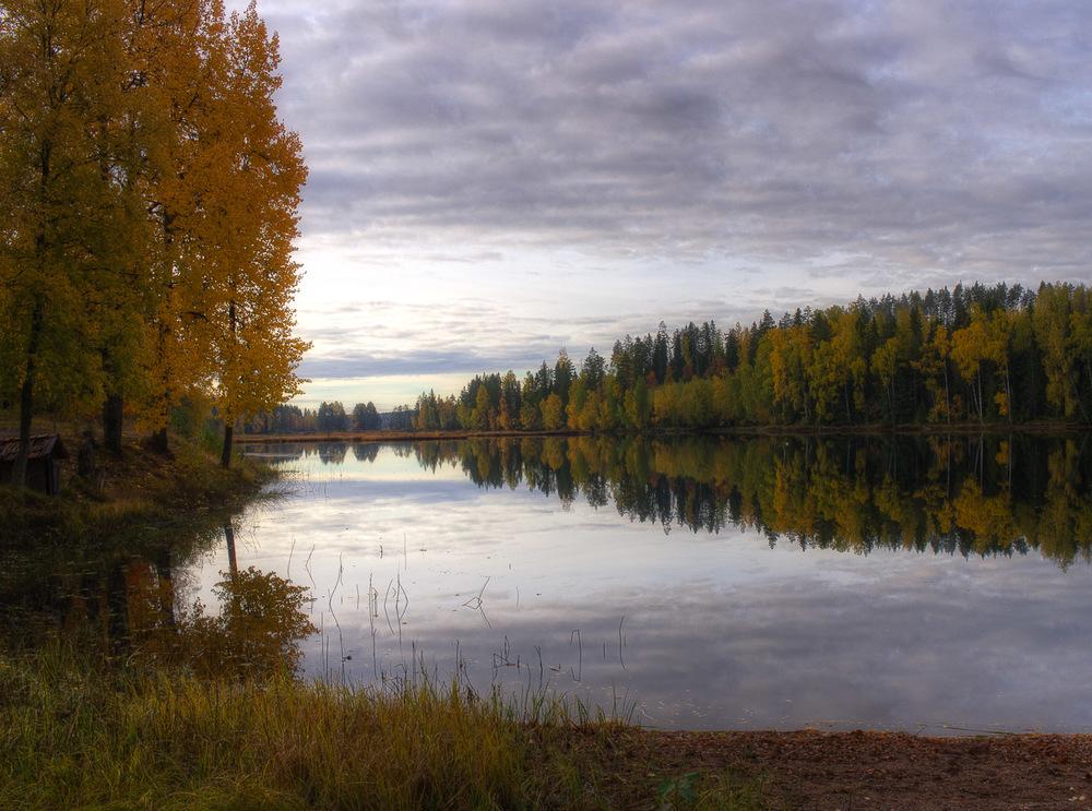 Kratte Masugn, Gästrikland, Sweden, October 2013