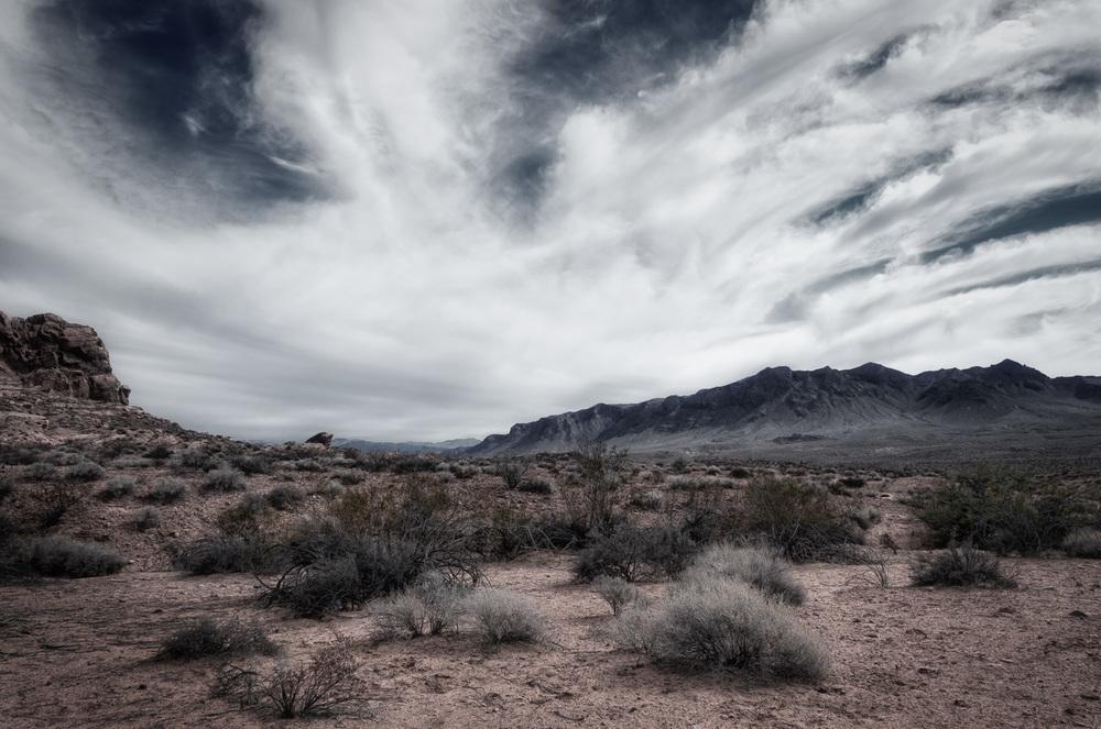 Valley of Fire, Nevada, October 2014