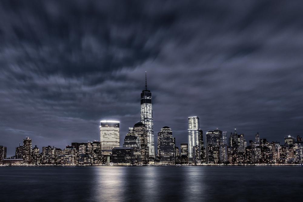Manhattan, NJ,  USA, January 2014