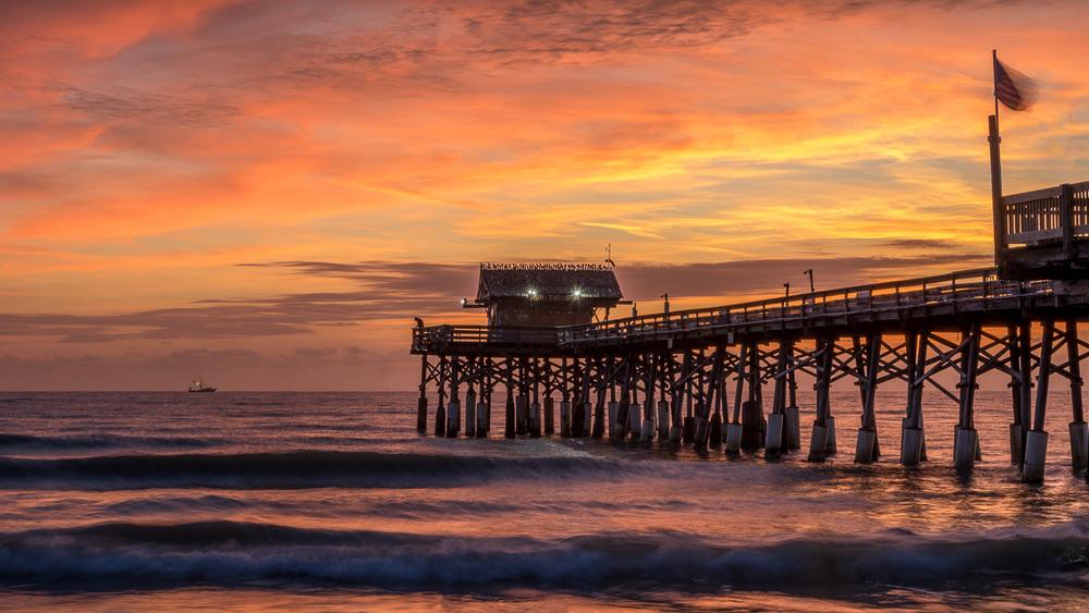 Cocoa Beach, Florida, January 2015