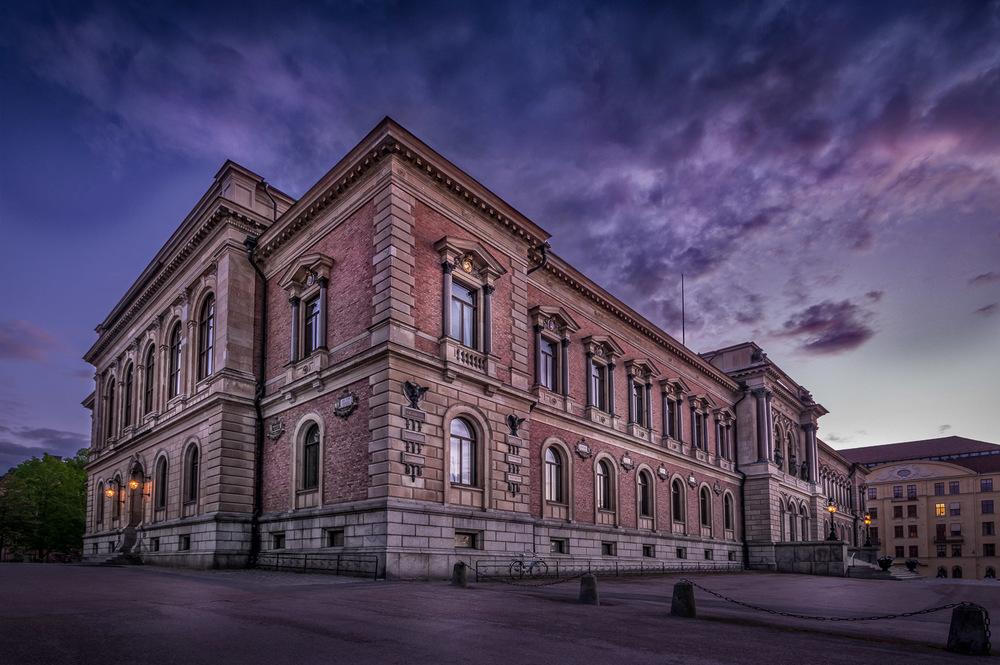 Uppsala, Sweden, May 2015