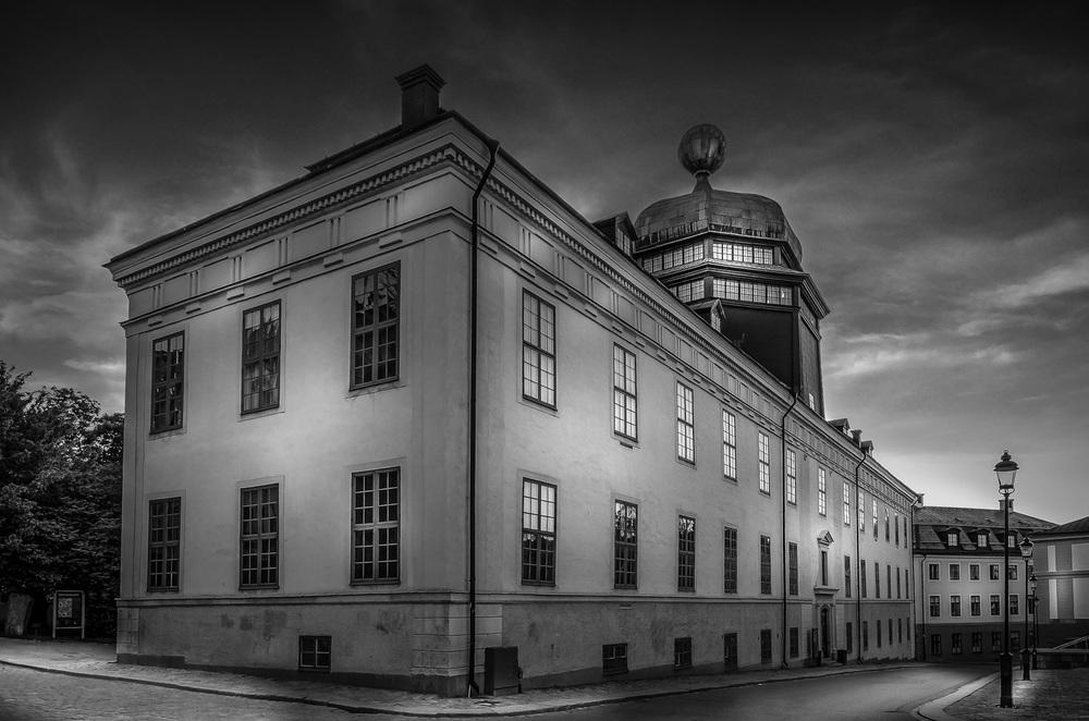 Uppsala, Sweden, April 2015