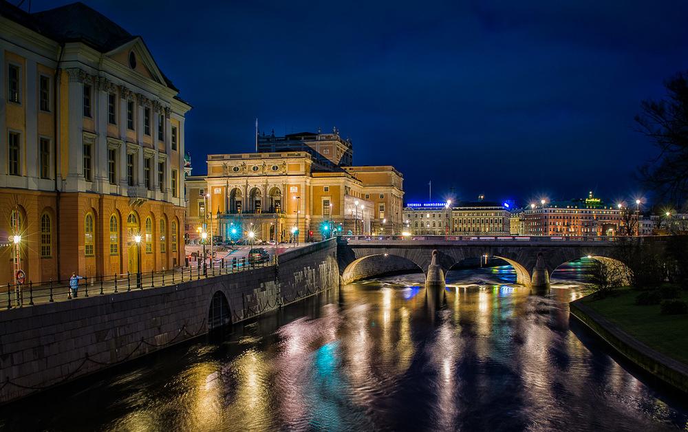 Stockholm, Sweden, February 2014