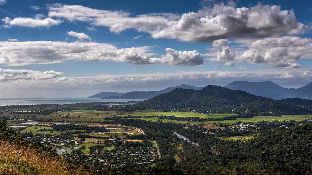 Cairns, Australia, August 2016