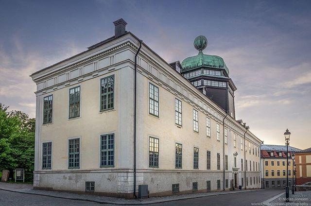 Gustavianum in Uppsala  #uppsala #visituppsala #niclasjonssonphotography #gustavianum #sweden