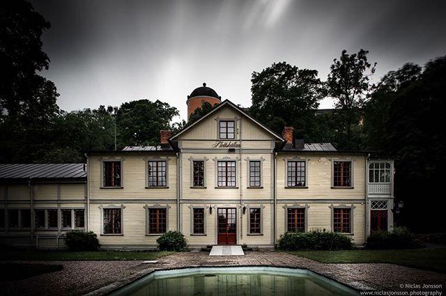 Slottskällan, Uppsala  #uppsala #slottskällan #visituppsala #sweden #niclasjonssonphotography