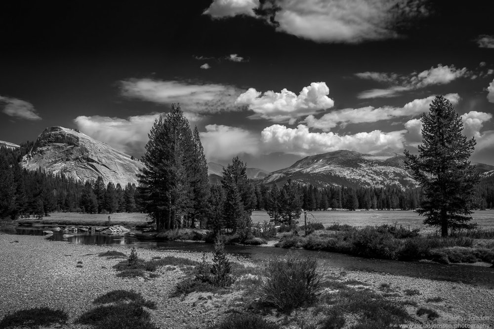 Tuolumne Meadows, Yosemite, CA, USA, August 2016