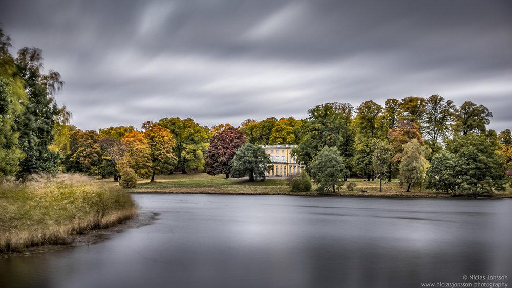 Hagaparken, Stockholm, Sweden, October 2016