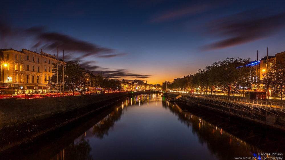 Dublin, Ireland, November 2016
