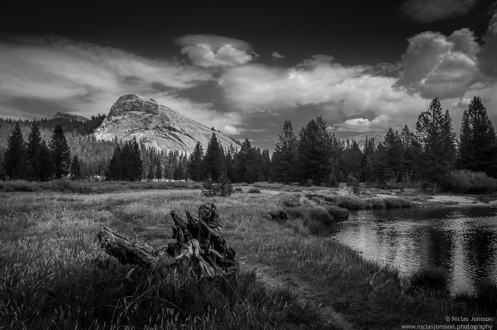 Tuolumne Meadows, Yosemite, CA, US, August 2016