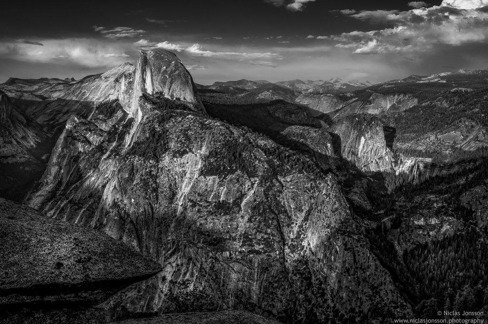Yosemite, CA, US, August 2016