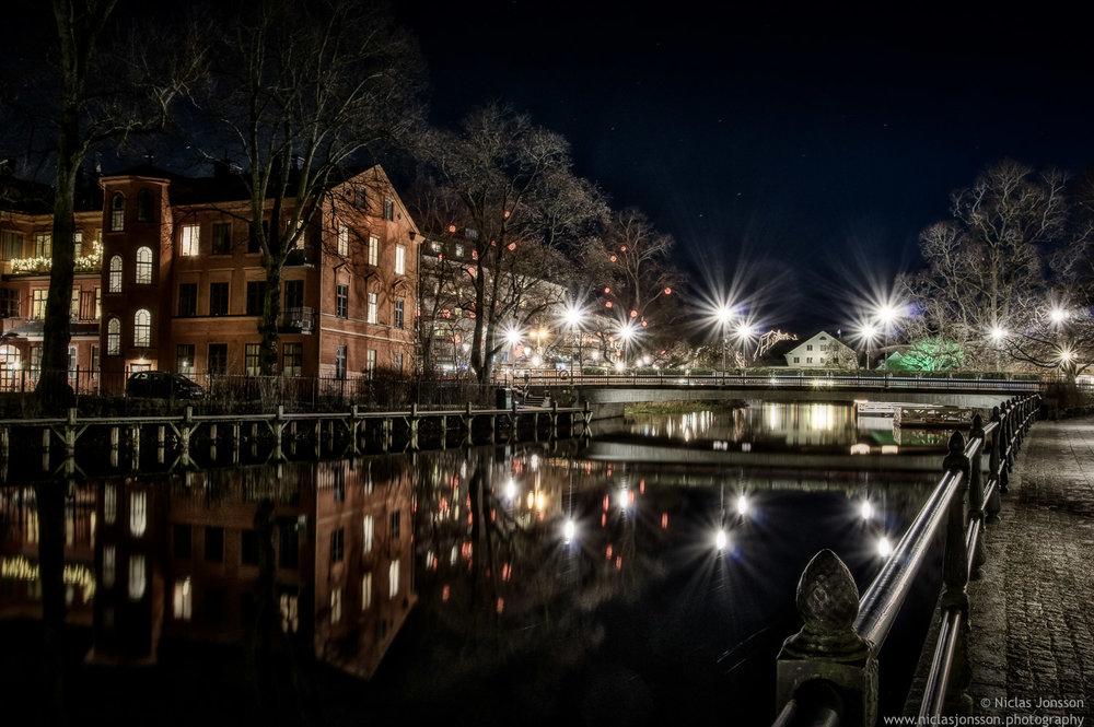 Uppsala, Sweden, November 2016