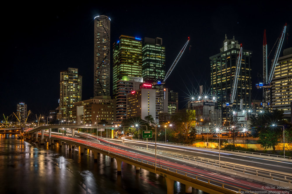 Brisbane, Australia, August 2017