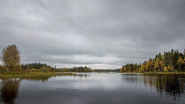 Handsjön September 2017⠀ #herrgädda #jämtland #tjuvjakt.se